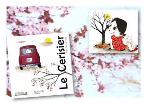 Le cerisier couverture