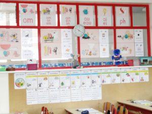 Affiches classe CP