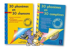30 phonemes Retz