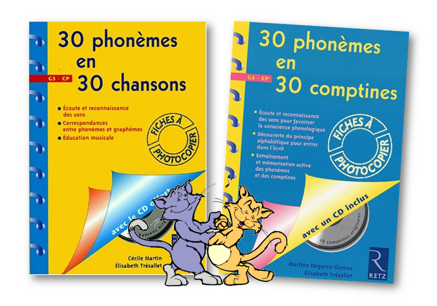 30 phonèmes en 30 chansons mp3
