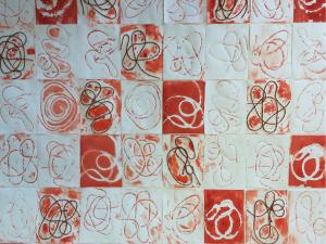 Arts visuels Rouge