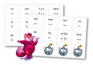 Bang mots outils P3 P4