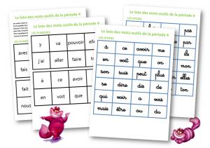 Loto mots outils P4