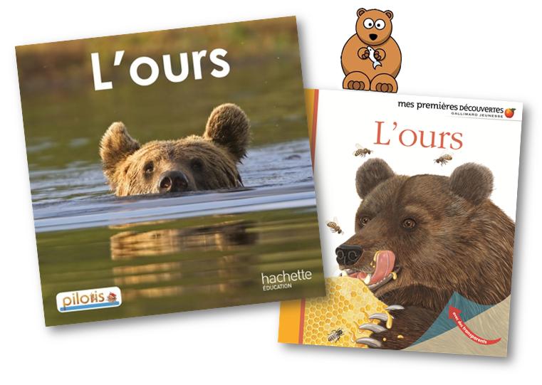 L'ours, un album documentaire