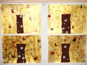 Arbre de vie Klimt