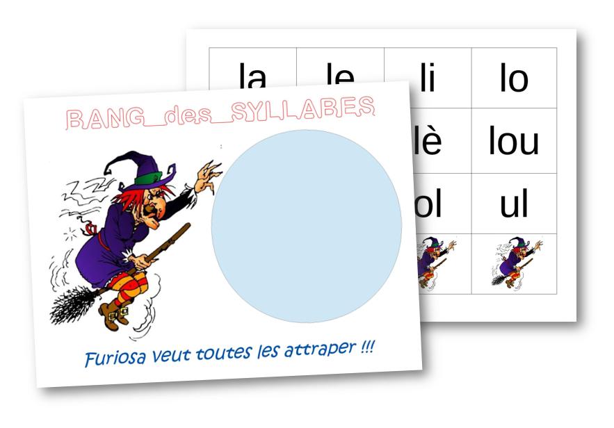 Le «Bang !» des syllabes