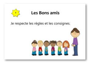 Affiche Bons amis (1)