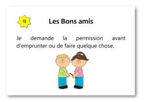 Affiches des Bons amis (4)