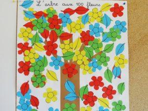 100 fleurs