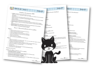 Preparation etude du code 2016-2017