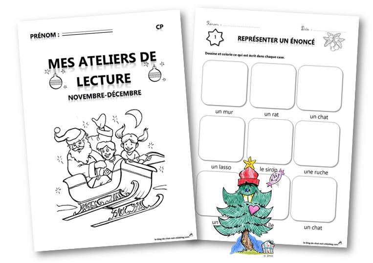 Ateliers De Lecture En Periode 3 Le Blog De Chat Noir