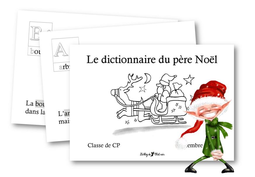 L Abecedaire De Noel Le Blog De Chat Noir