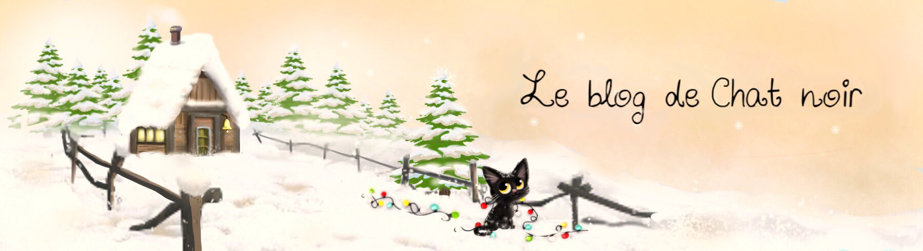 Le blog de Chat noir