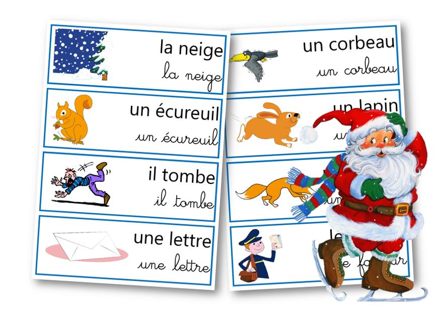 Une Lettre De Pere Noel.La Lettre Du Pere Noel Le Blog De Chat Noir