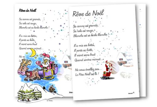 Poèmes Pour Noël Le Blog De Chat Noir