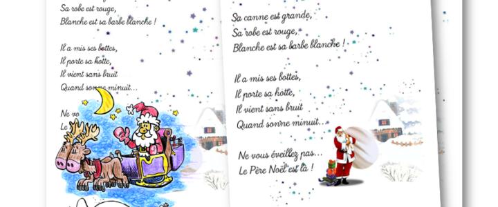 Poèmes pour Noël