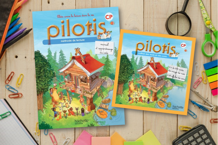 guide pedagogique pilotis cp
