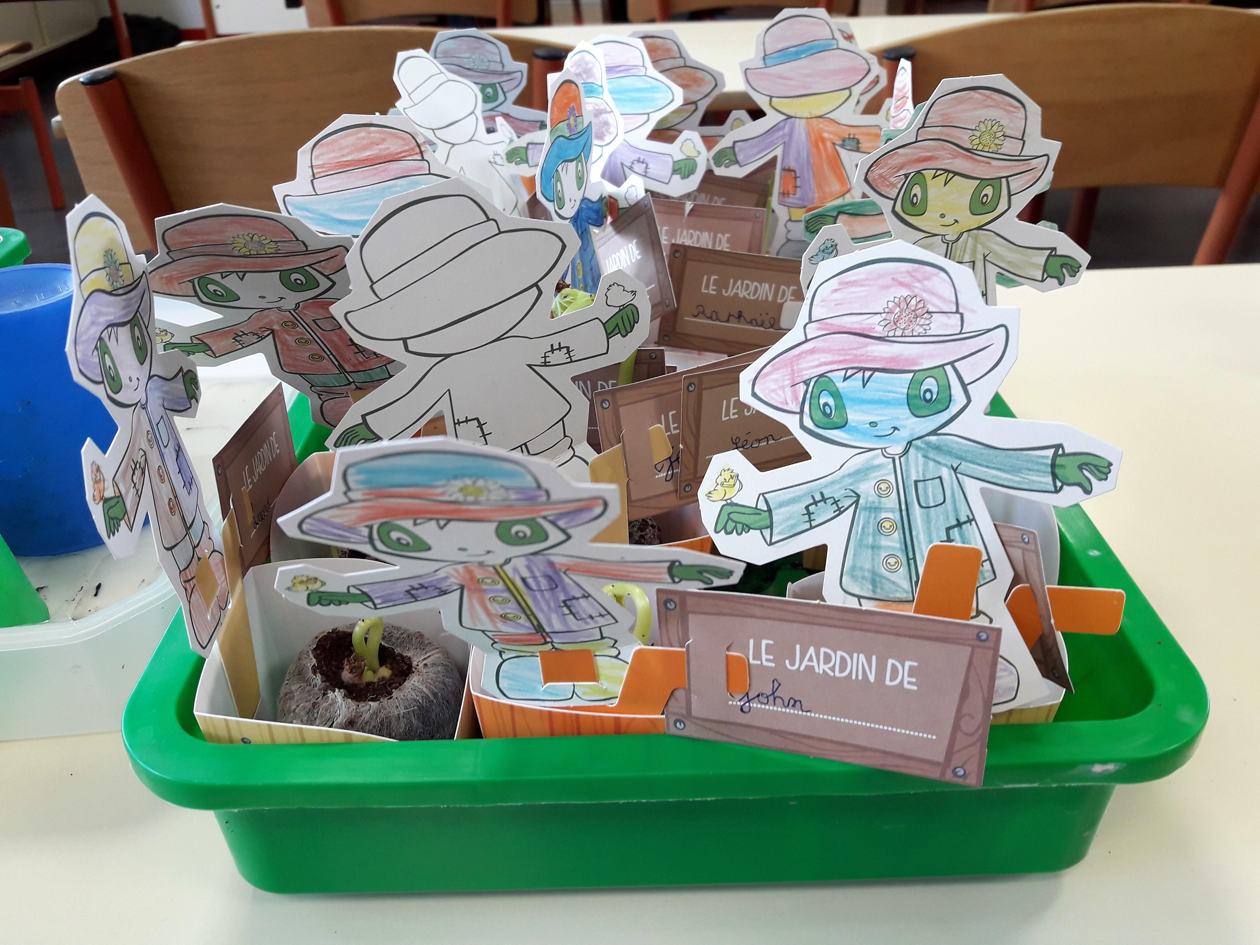 Les kits écoles Pandacraft