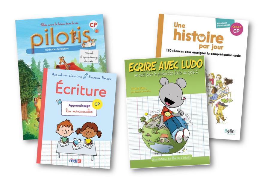 Mes manuels et cahiers 2018-2019