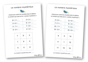 Petits Exercices De Maths Le Blog De Chat Noir