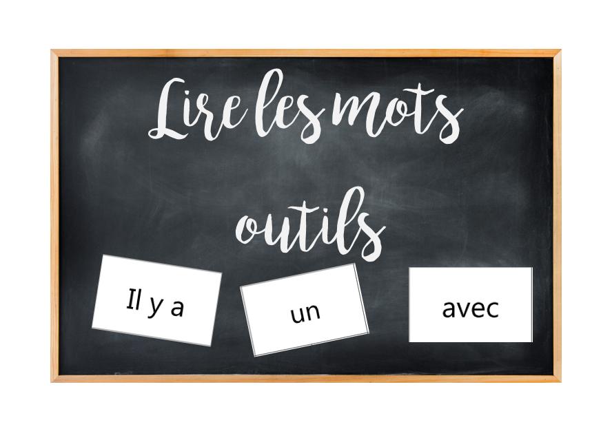 Lire les mots outils Pilotis 2019