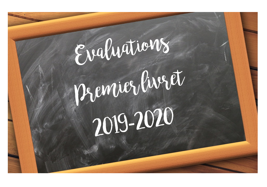 Protégé : Evaluations du premier livret 2019-2020