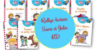 Rallye-lecture Sami et Julie B.D.