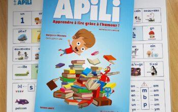 Apili : apprendre à lire grâce à l'humour !