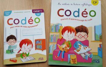 Codéo : le manuel d'apprentissage du code
