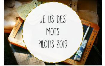 Je lis des mots Pilotis 2019