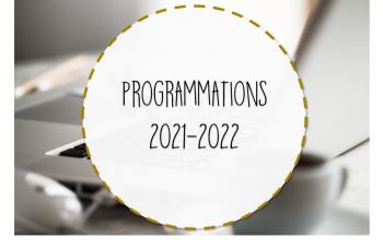 Programmations CP 2021-2022